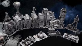 Цель Frostpunk: The Board Game на Kickstarter выполнена на 1250%