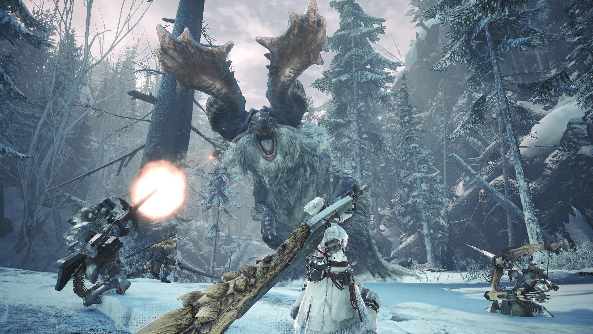 Геймдиректор Monster Hunter World: Iceborne покинул Capcom
