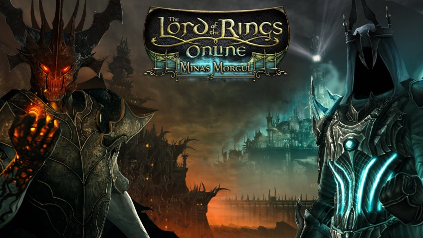 К The Lord of the Rings Online выпустят дополнение Minas Morgul