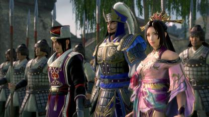 Dynasty Warriors9 Empires выйдет на Западе15 февраля следующего года