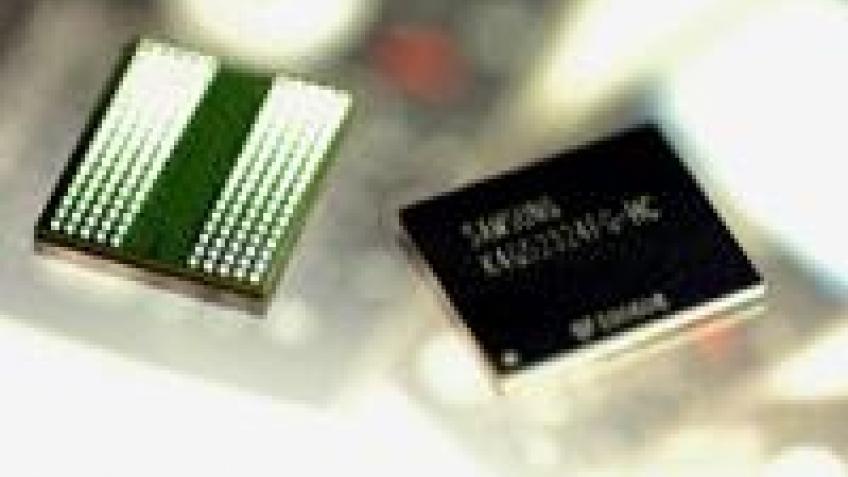 Samsung начала производство GDDR57 ГГц