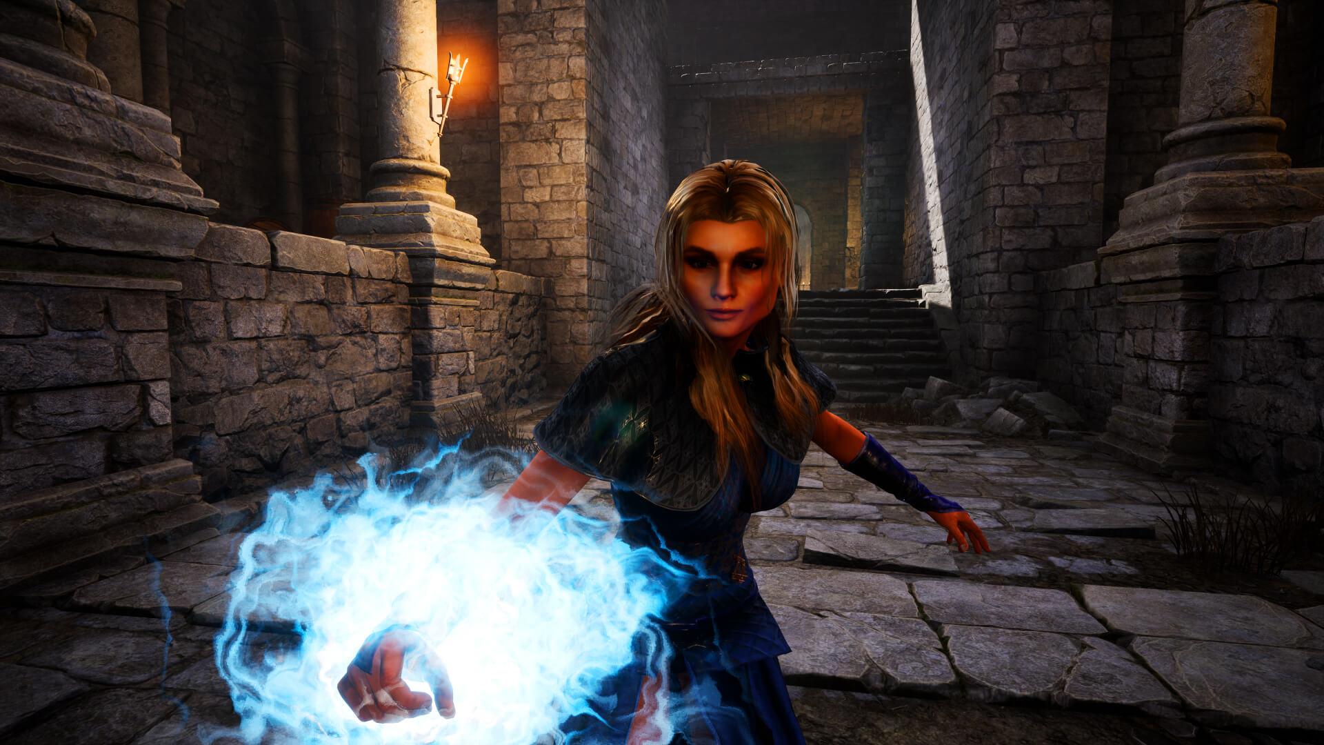 Farathan: два геймдизайнера делают «собственную Gothic»