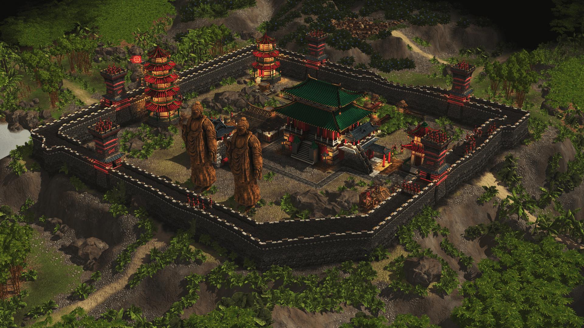 В Stronghold: Warlords будет кооператив