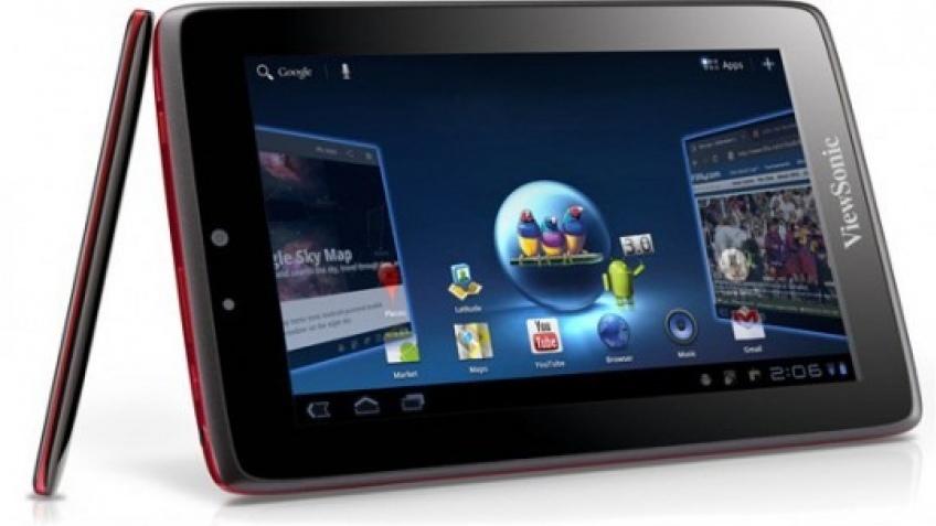 Новый мощный планшет ViewSonic на основе Android 3.1