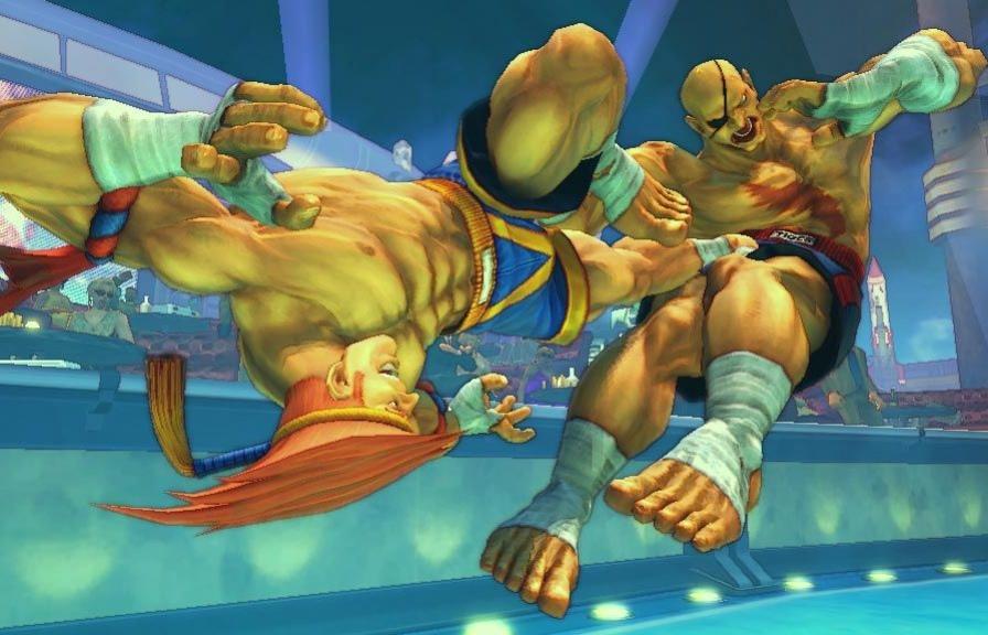Мастера Street Fighter научат драться за деньги