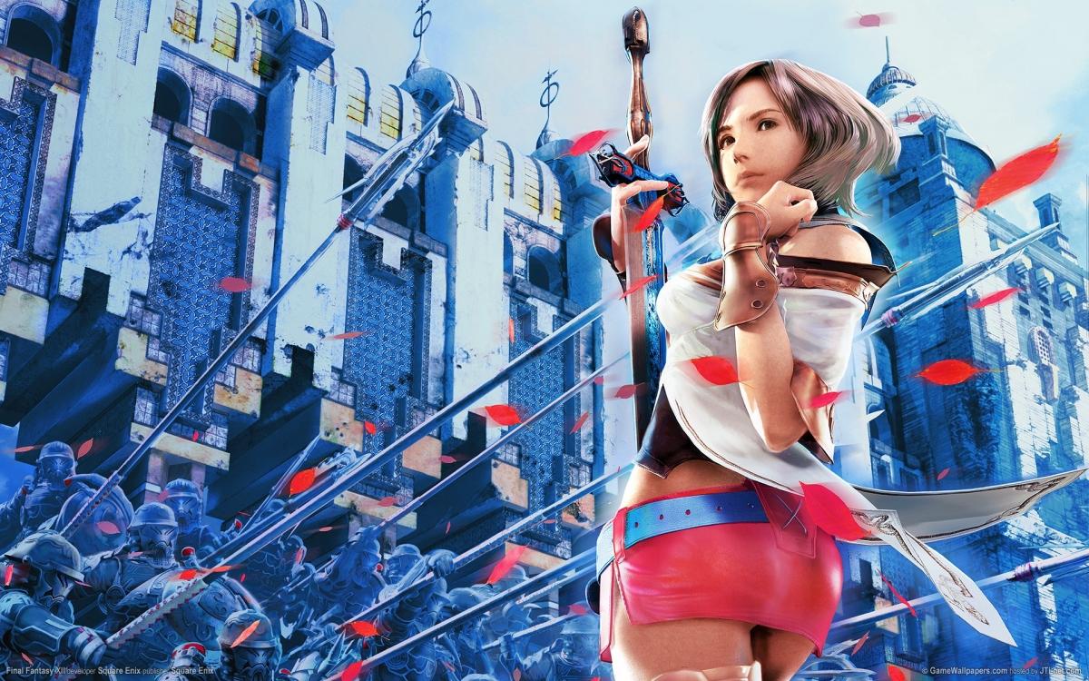 Final Fantasy 12: The Zodiac Age выйдет на РС