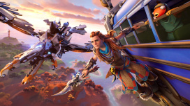 Утечка: Элой из Horizon Zero Dawn добавят в Fortnite с тематическим режимом