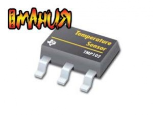 Мини-термометр TI