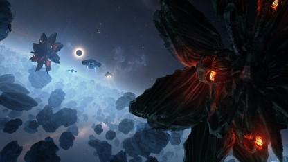 Игрока Elite: Dangerous забанили за призыв к убийству инопланетян