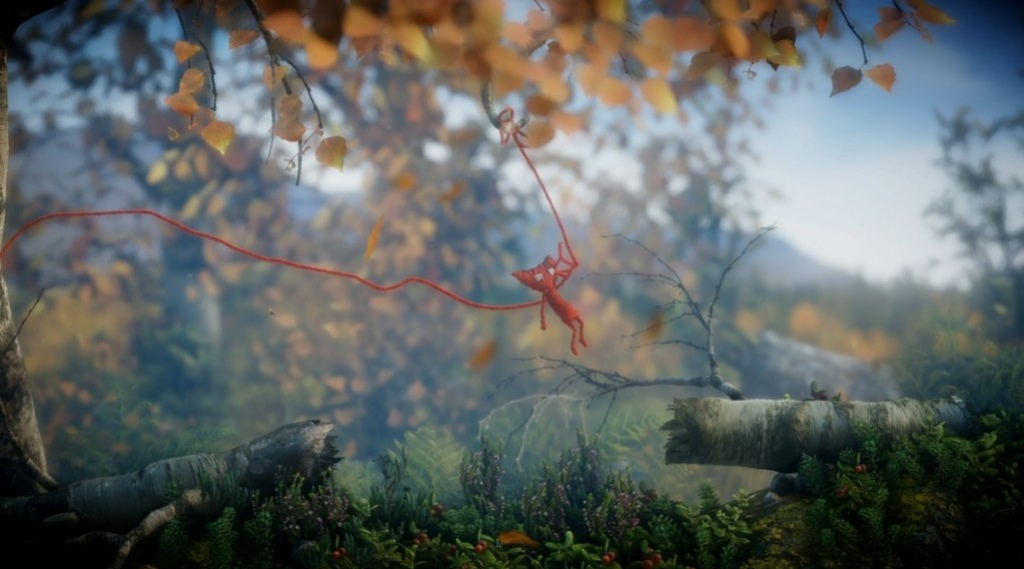 Cтудия Coldwood показала игровой процесс платформера Unravel