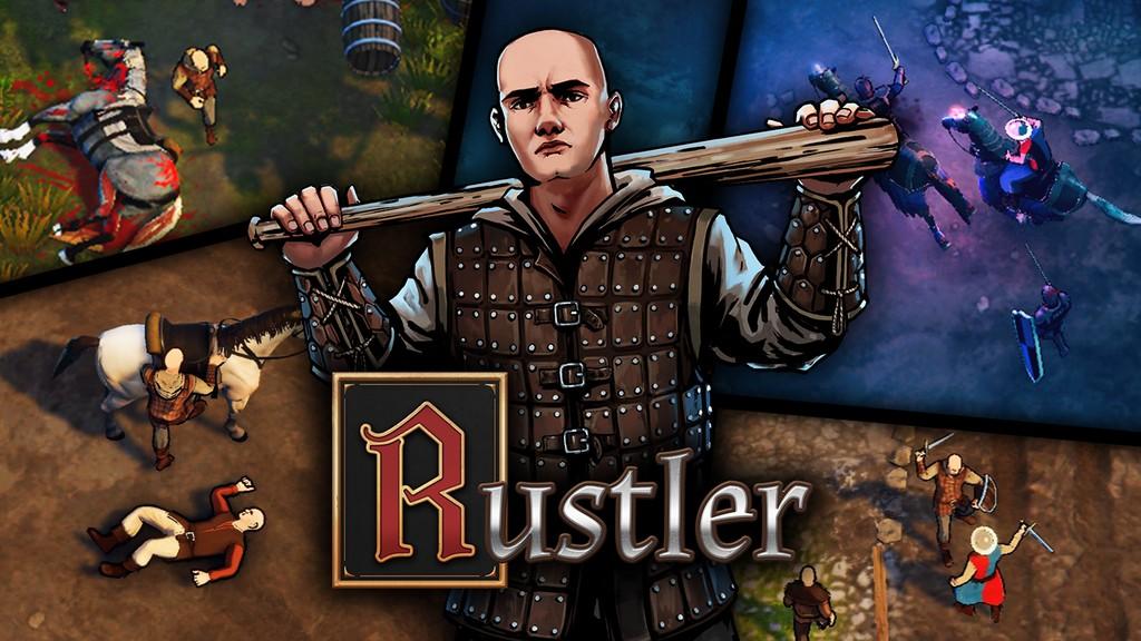 Авторы Rustler потребовали «чеканной монеты»: игра собирается на Kickstarter