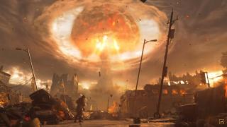 В Call of Duty: Warzone летают ядерные ракеты, которые пока ничего не делают