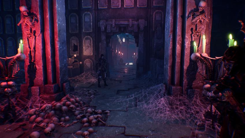 «Пришло время отомстить»: анонсирована экшен-RPG Project Lilith в стиле Dark Souls