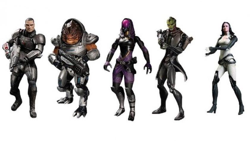 Фигурка Шепарда откроет доступ к дополнению для Mass Effect3