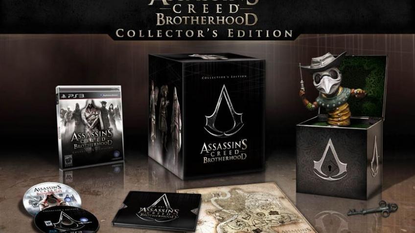 Assassin's Creed и «черт из табакерки»