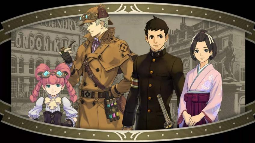 The Great Ace Attorney могут выпустить на PlayStation4, PC и Nintendo Switch