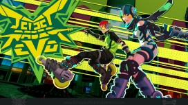 Студия Dinosaur Games хотела сделать Jet Set Radio Evolution