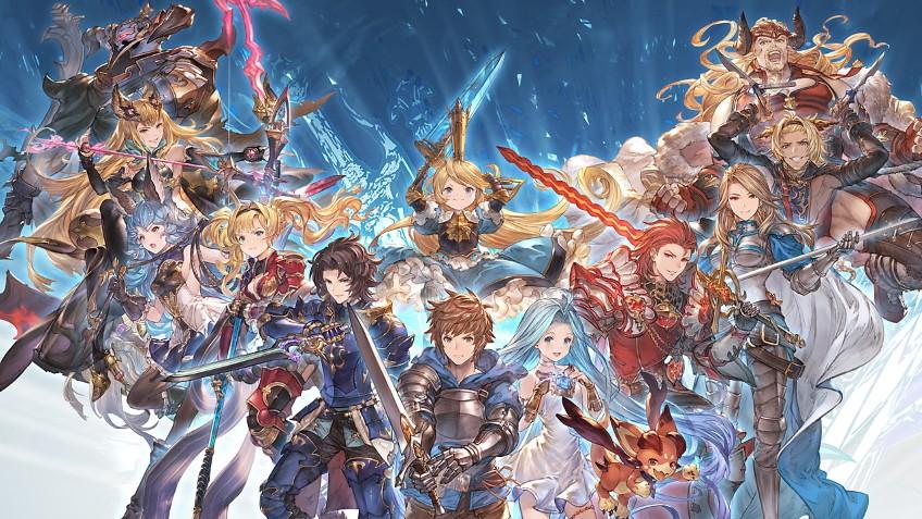 Granblue Fantasy Versus дебютировала на первой строчке чарта розницы Японии