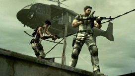 Resident Evil5 выйдет на PS4 и Xbox One