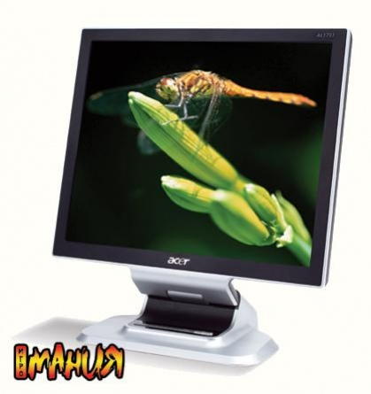 Шустрый монитор от Acer