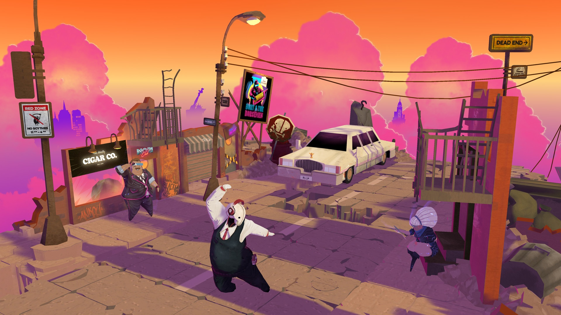 Смерть учится танцевать: Felix the Reaper выходит17 октября
