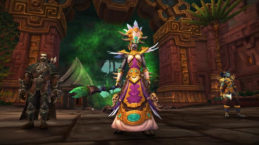 В World of Warcraft скоро разразится «Битва за Дазар'алор»