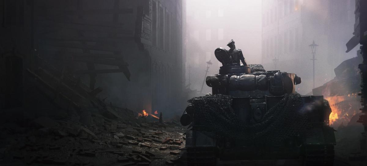 «Последний тигр»: создатели Battlefield V представили первую главу «Хода войны»