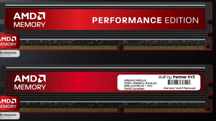 XFX будет прикладывать оперативную память в комплект с видеокартами AMD