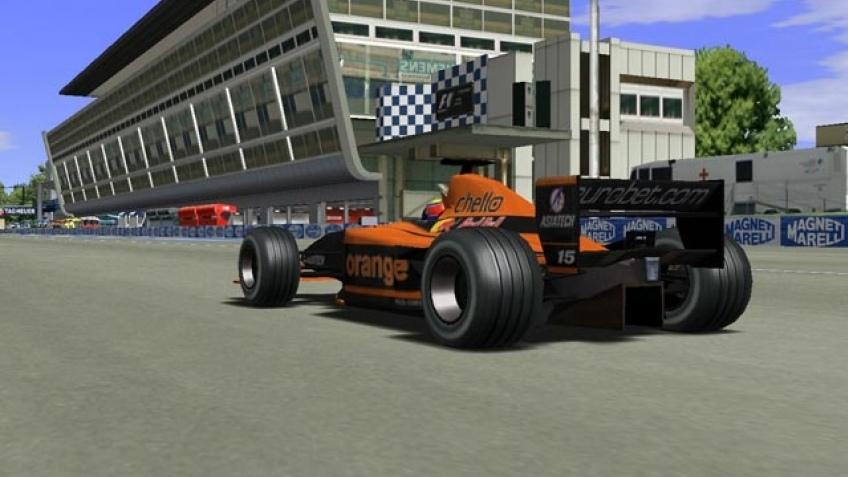 Первые скрины из GP4!