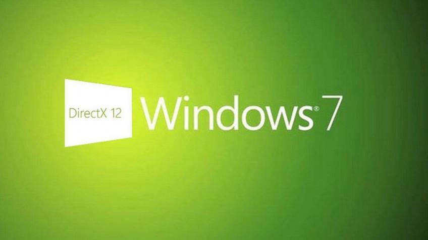 Microsoft помогает разработчикам переносить игры DirectX12 на Windows7