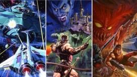 Konami анонсировала сборники Castlevania и Contra