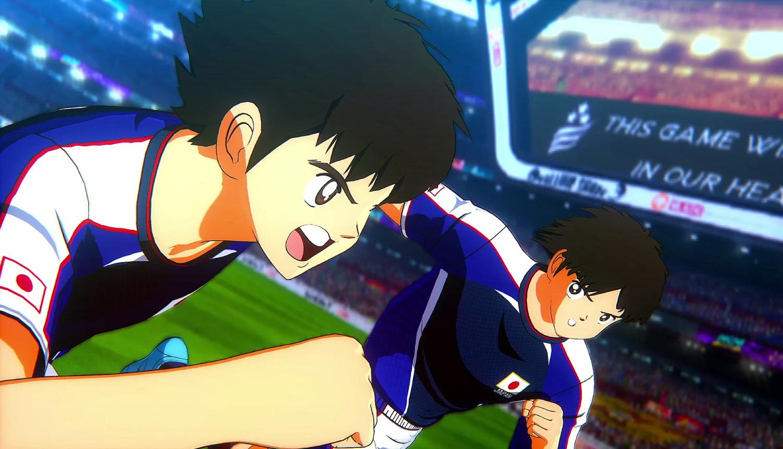 Bandai Namco показала25 минут сюжетного режима Captain Tsubasa