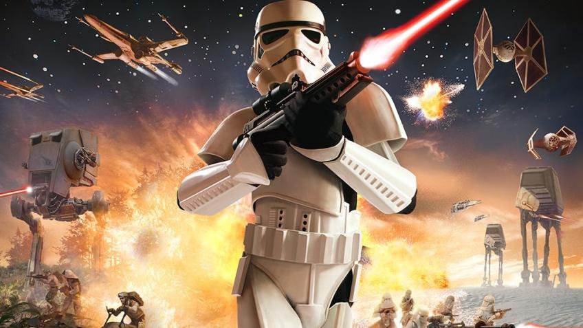 В Steam и GOG появилась оригинальная Star Wars: Battlefront
