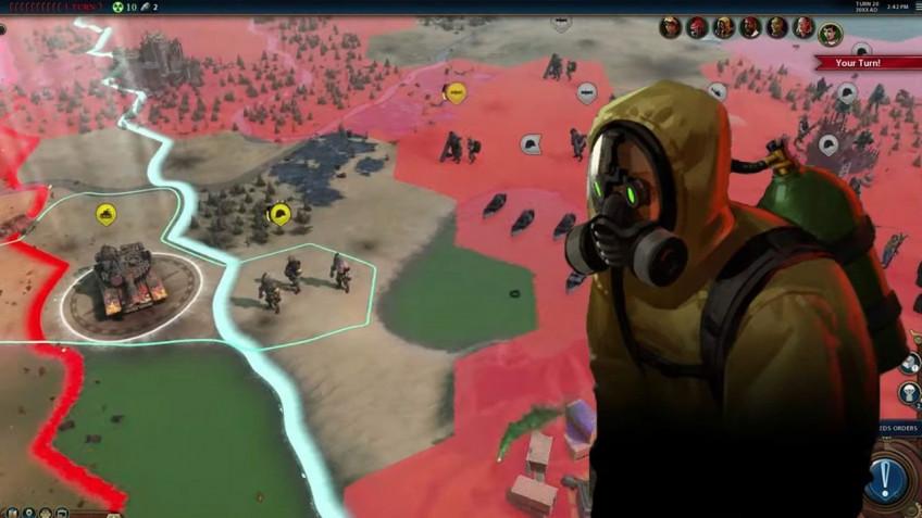 В Civilization VI стартует второй сезон королевской битвы Red Death