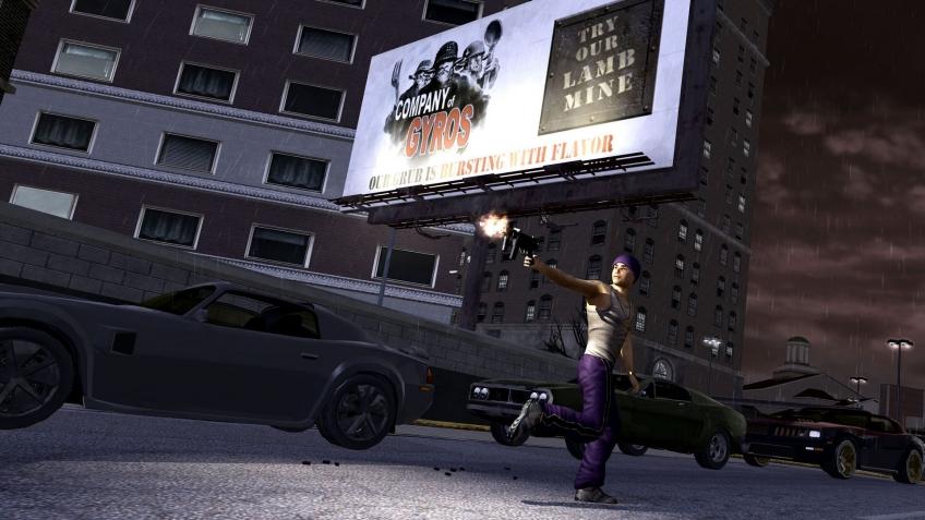 Игроки могут бесплатно получить Saints Row2