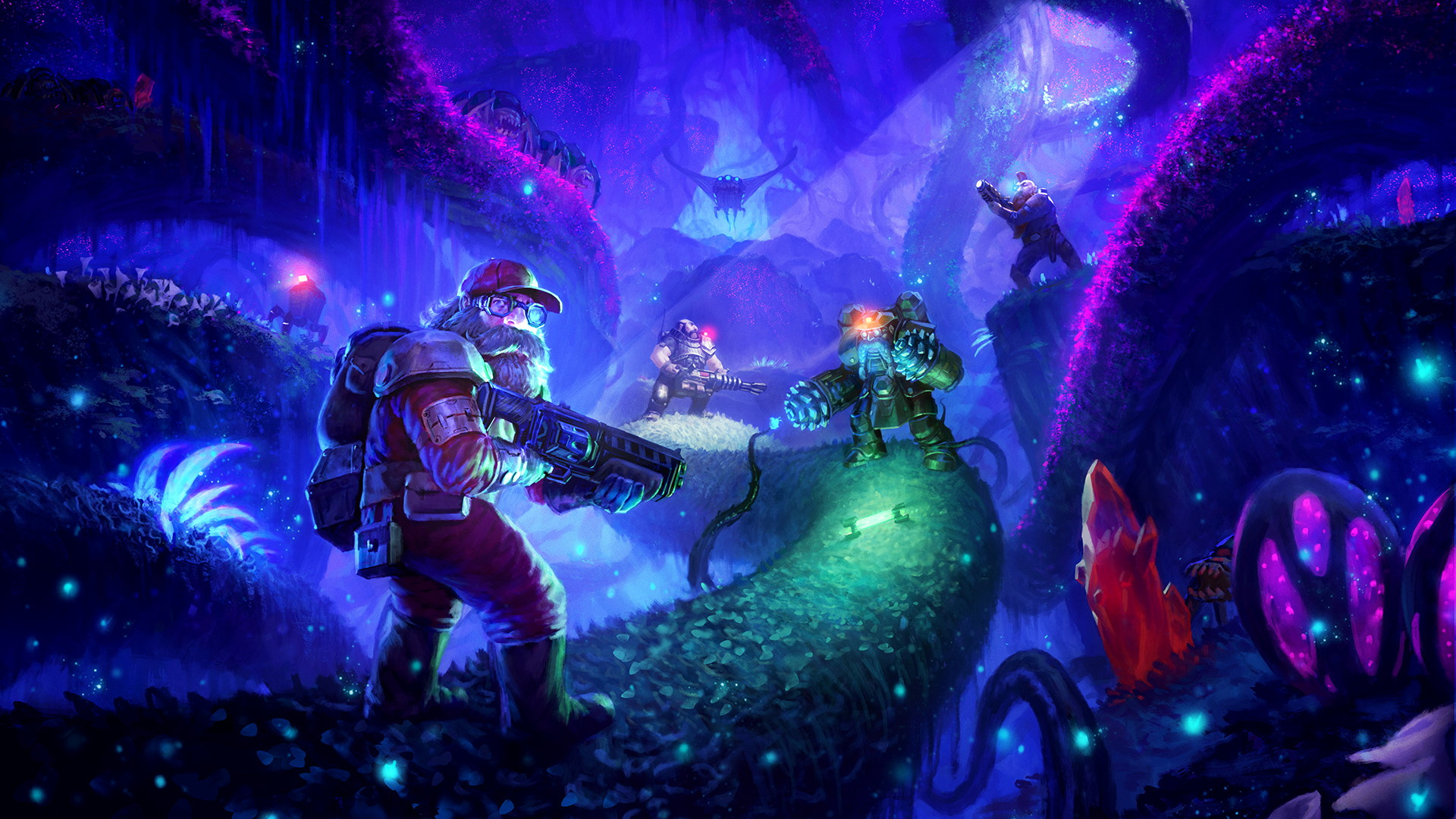 Следующее обновление для Deep Rock Galactic выйдет уже4 февраля