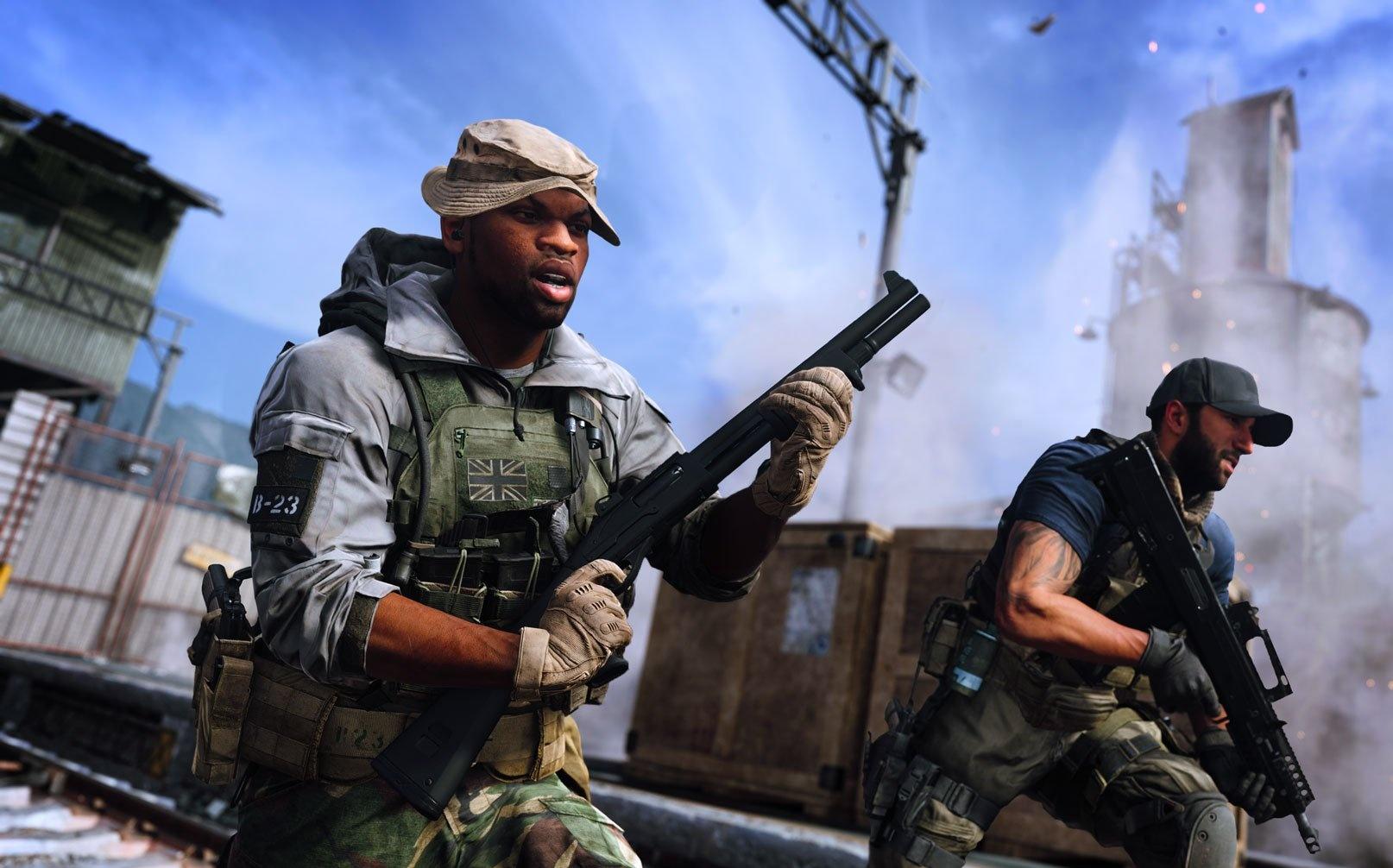 В России открытая бета Call of Duty: Modern Warfare пройдёт только на Xbox One и РС