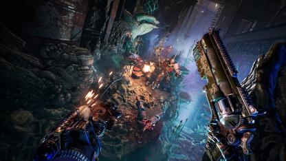 Новый трейлер Necromunda: Hired Gun посвятили геймплейным особенностям