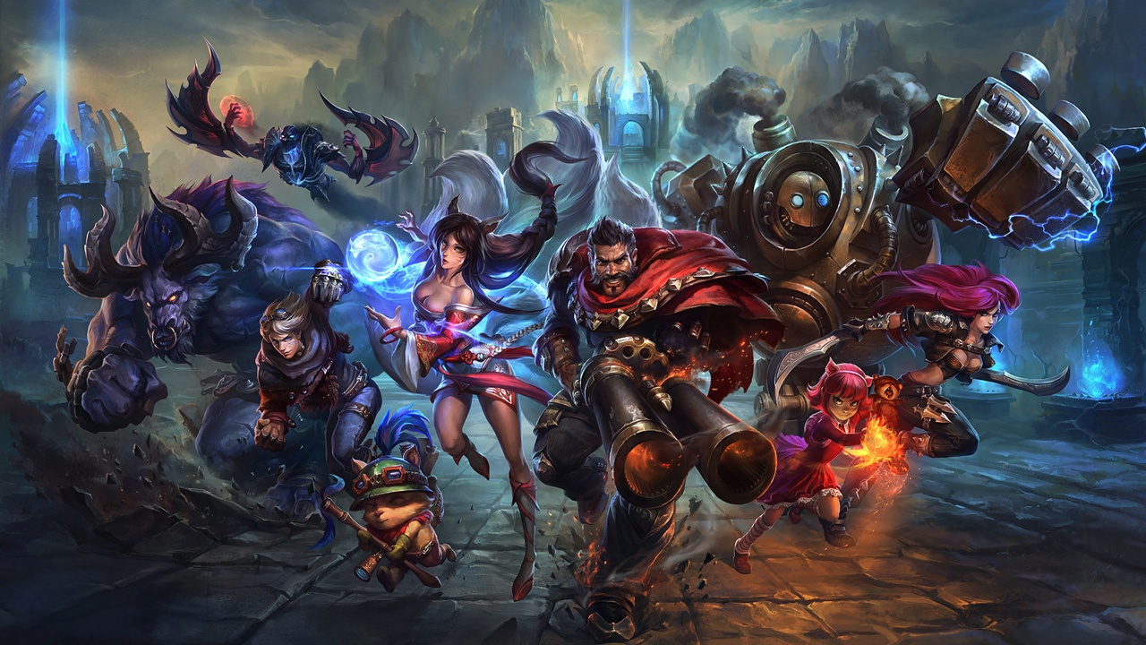 Riot Games взялась за починку клиента League of Legends
