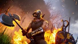 В дебютном трейлере Rune: Ragnarok много пожаров, взрывов и чудовищ