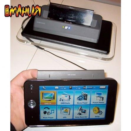 CES 2007: новый метод передачи ТВ-сигнала