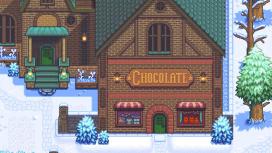 Шоколад и призраки — автор Stardew Valley показал новую игру Haunted Chocolatier
