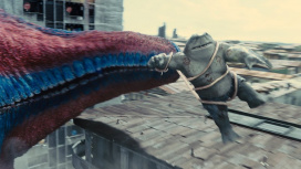 Король Акул сражается против Старро в новом трейлере «Отряда самоубийц»
