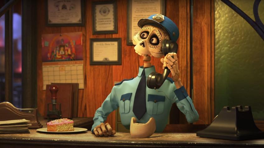Вышел трейлер к сборнику новых короткометражек Pixar