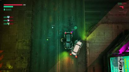 «Польская GTA» Glitchpunk выходит11 августа