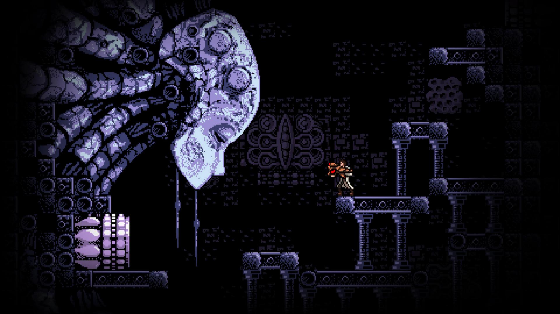 Метроидвания Axiom Verge2 выйдет на PlayStation в конце лета