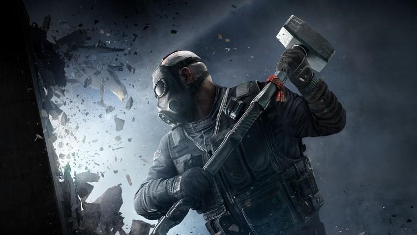 Rainbow Six Siege вышла в Epic Games Store