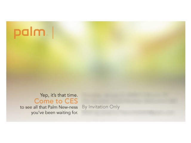 Palm готовит новую операционку