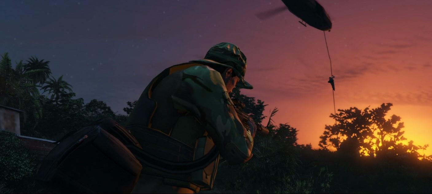 Ограбление, подводная лодка и вечеринки в трейлере крупного обновления GTA Online
