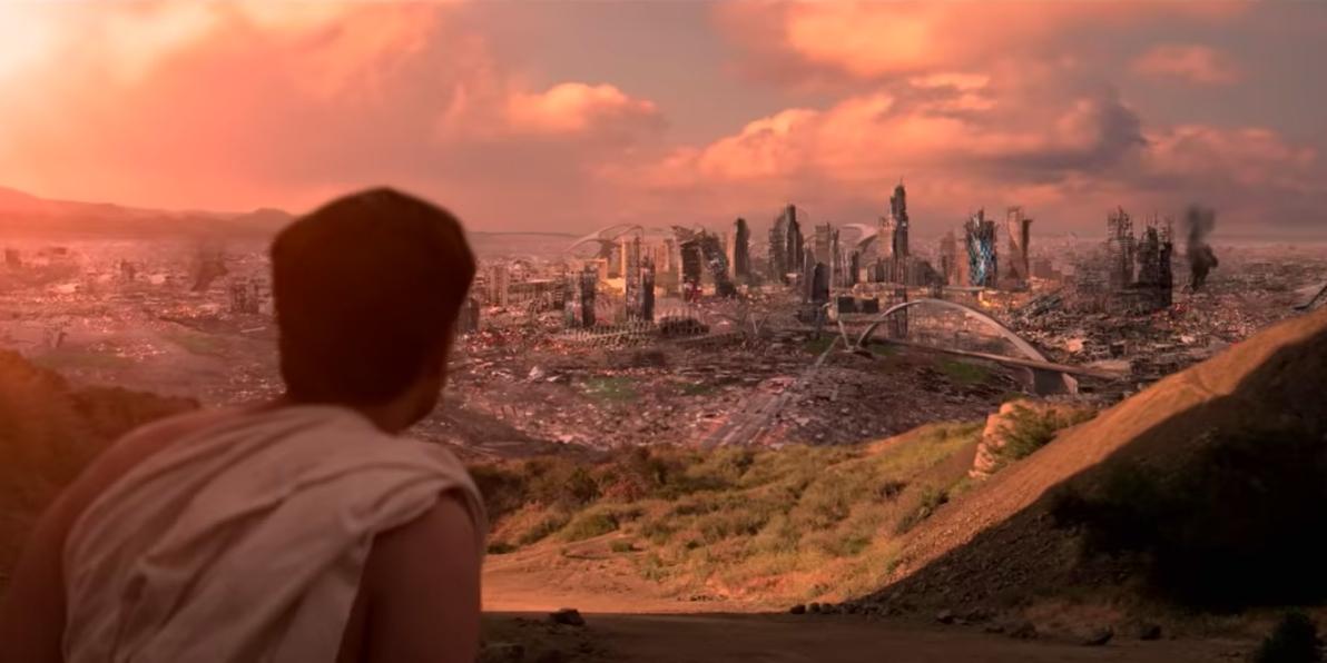 Третий сезон станет последним для «Человека будущего»